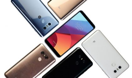 LG G6 Plus and 32GB G6 announced, to release in July in Korea