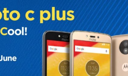 Moto C Plus with 4,000mAh battery will launch on June 19 in India