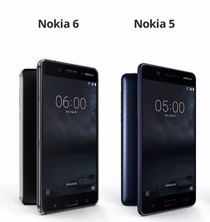 Nokia 6 and Nokia 5 will be available for purchase in South Africa by July end