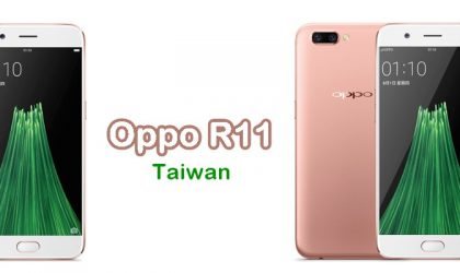 Oppo R11 to launch in Taiwan on June 21, price set at NT$ 15,990