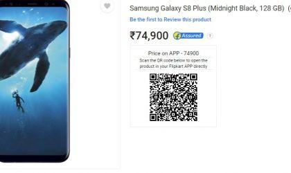 Samsung Galaxy S8+ 6GB RAM/128GB variant makes it to India