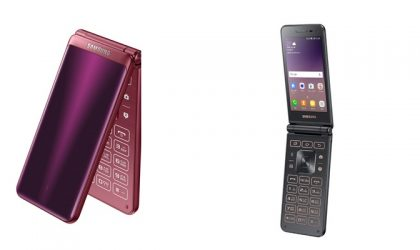 Samsung Galaxy Folder 2 flip phone launched in South Korea; priced at $260