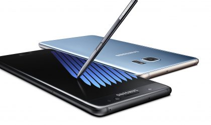 Galaxy Note FE (refurbished Note 7) release pushed to July 30