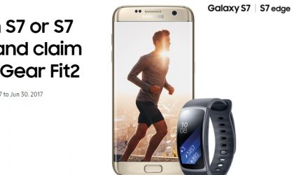 [Deal] Samsung offering Gear Fit 2 for free with Galaxy S7 and S7 Edge in UK