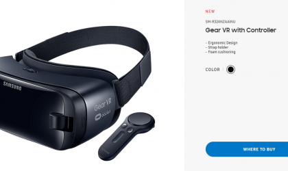 New Samsung Gear VR with controller launched in India