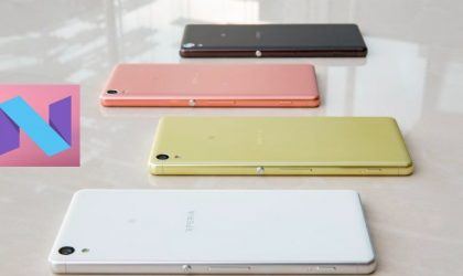 Sony halts Xperia XA and XA Ultra Nougat update