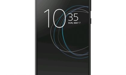 Sony Xperia L1 launched in Europe; priced £169 in UK and €199 in other countries
