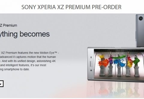 Sony Xperia XZ Premium available for preorder in South Africa, will go on sale on 7 July