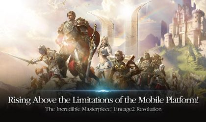 Lineage 2 Revolution is now available on Google Play Store in select countries