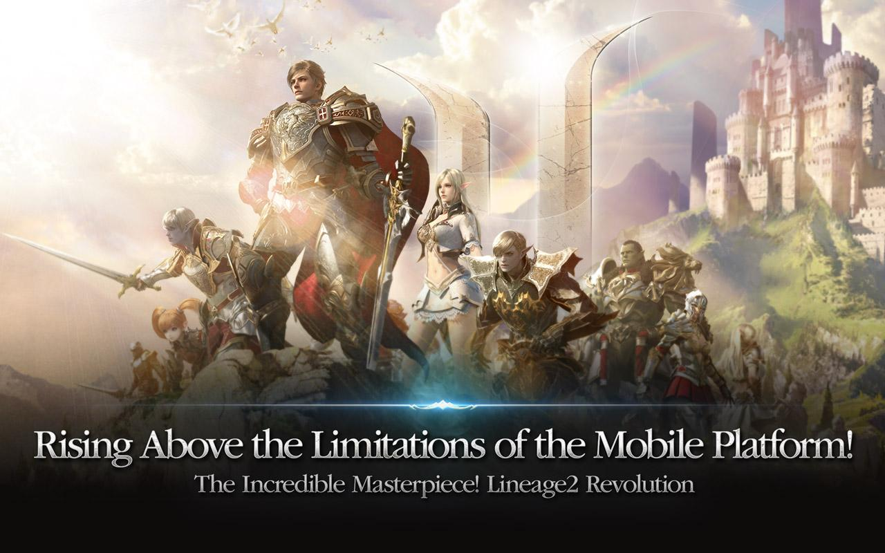 Lineage 2 Revolution is now available on Google Play Store