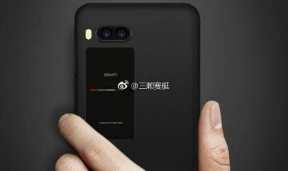 This Meizu Pro 7 render gives us its best look