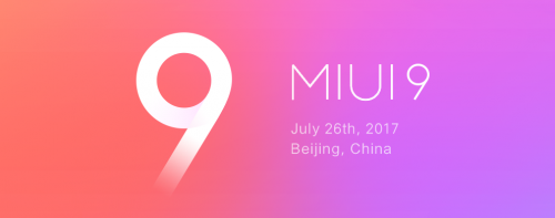 Xiaomi previews MIUI 9 with new themes, new lock screen, split-screen and more