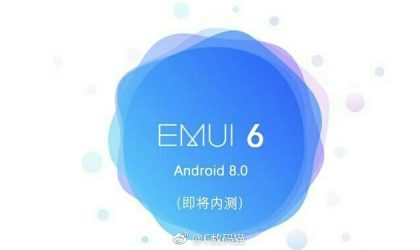 Huawei Android 8.0 update to release with EMUI 6