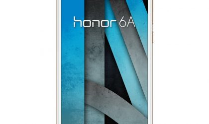 Huawei Honor 6A now available in Europe for €169