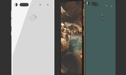 Andy Rubin's Essential Phone could start shipping in August