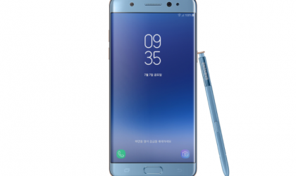Samsung Galaxy Note 7 FE is Official in Korea, release for Europe, Asia and US not decided yet