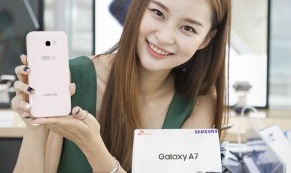 Samsung launches Galaxy A7 2017 variant with Bixby support in South Korea