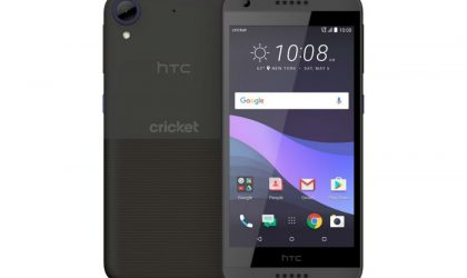 Entry-level HTC Desire 555 phone launched exclusively via Cricket Wireless