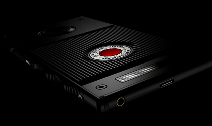 Camera maker Red unveils Hydrogen One Android phone with world's first holographic display at $1200