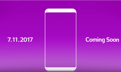 LG G6 mini aka LG Q6 with full vision display teased in a video, releasing on July 11