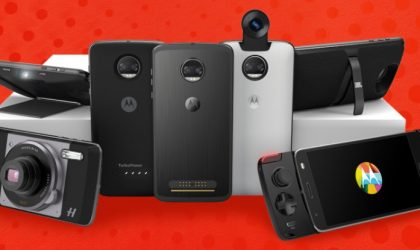 Moto Z2 Force coming on July 25th, spotted on Motorola China website