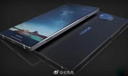 Specs of Nokia 9 TA-1052 leak via AnTuTu