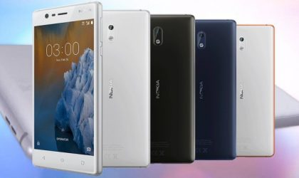 Nokia 3 goes on sale in UK for £119.99