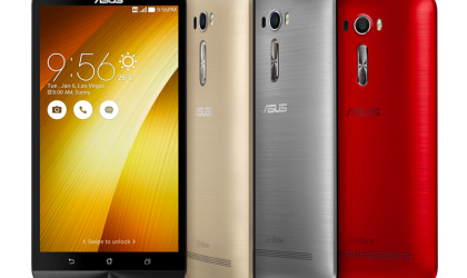 Asus ZenFone 2 Laser receives update with bug fixes, improvements and new security patch