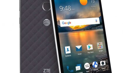 AT&T launches ZTE Blade Spark with 5.5-inch display, 2GB RAM, 3140mAh battery and Fingerprint scanner for just $99