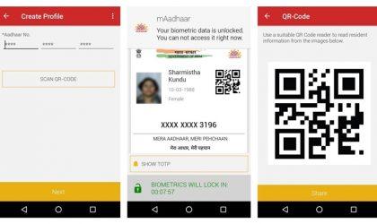 UIDAI launches mAadhaar app for Android