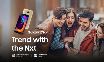 Samsung launches Galaxy J7 Nxt in India for INR 11,490