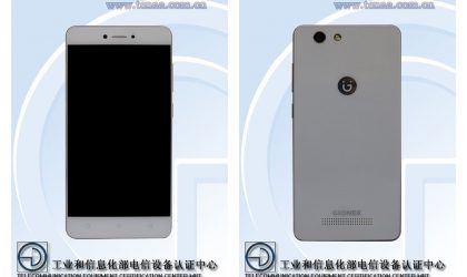 Gionee F100SL specs and images leak out