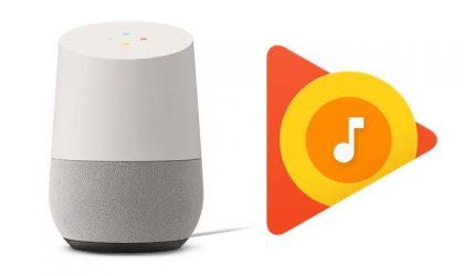 Google Home now lets you play uploaded and purchased music from Google Play Music