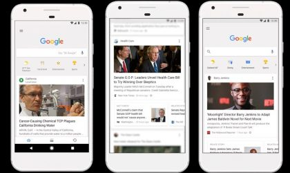 Google introduces predictive personalized feed in Google app