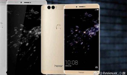 Huawei Honor Note 9 images leak again