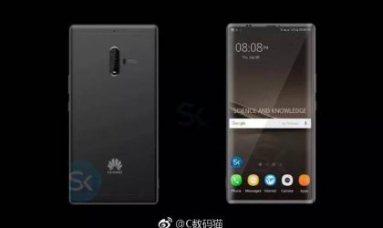 Huawei Mate 10 specs and images leak out