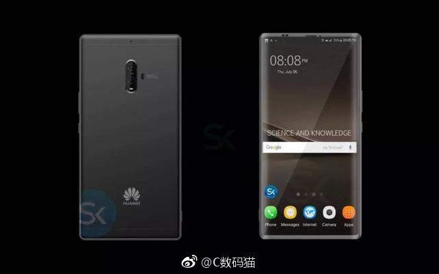 huawei mate 10 specs and images leak out the android soul
