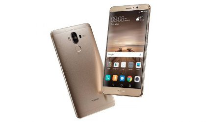 Latest Huawei Mate 9 update adds unlimited screen recording feature and July patch