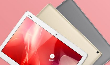 Huawei MediaPad M3 Lite 10 launched in Russia; priced at RUB 20,990 ($350)