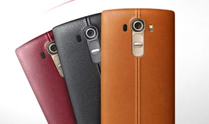 Download LG G4 Nougat update firmware [KDZ]