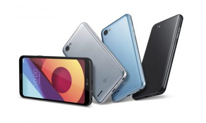 LG Q6 release set for August 2 in Korea