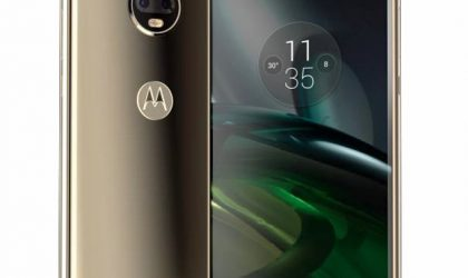 Moto X4 with dual rear cameras leaks in press render image