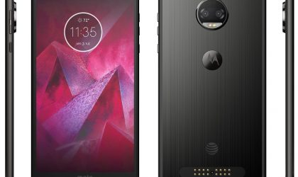 Moto Z2 Force will be coming to AT&T, images leaked