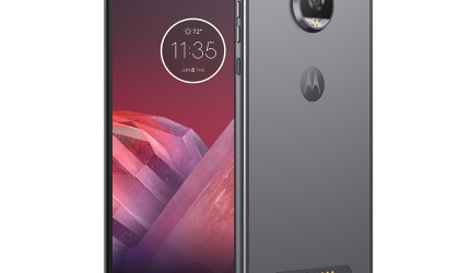 Moto Z2 Play now available to order in UK