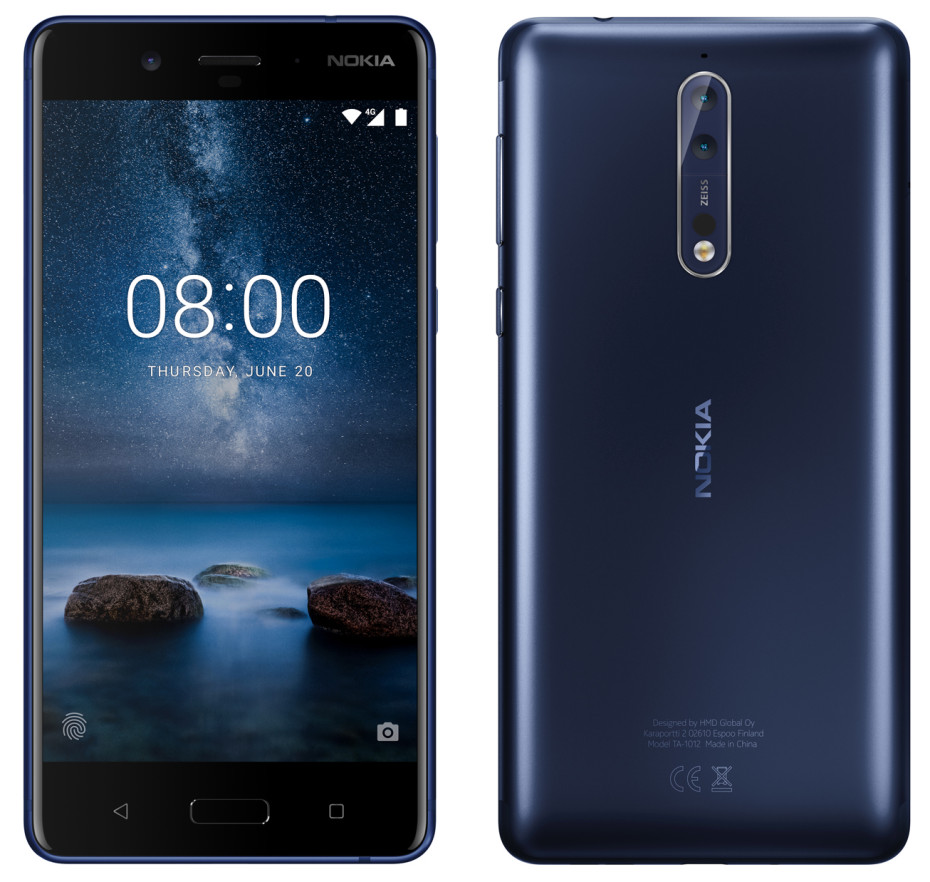 after basking under rumor light for quite some time nokiau0027s flagship device will see the light of the day next month to be precise nokia 8 will be
