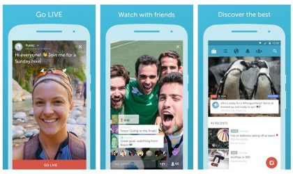 Now post your broadcast directly to Facebook when you go live from Periscope