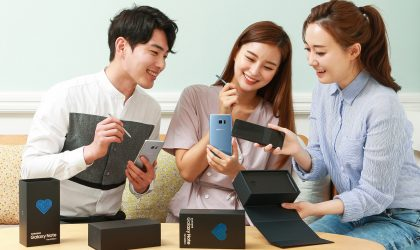 Galaxy Note FE now available for purchase in South Korea