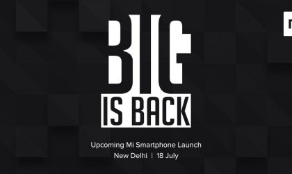 Xiaomi Mi Max 2 India release set for July 18