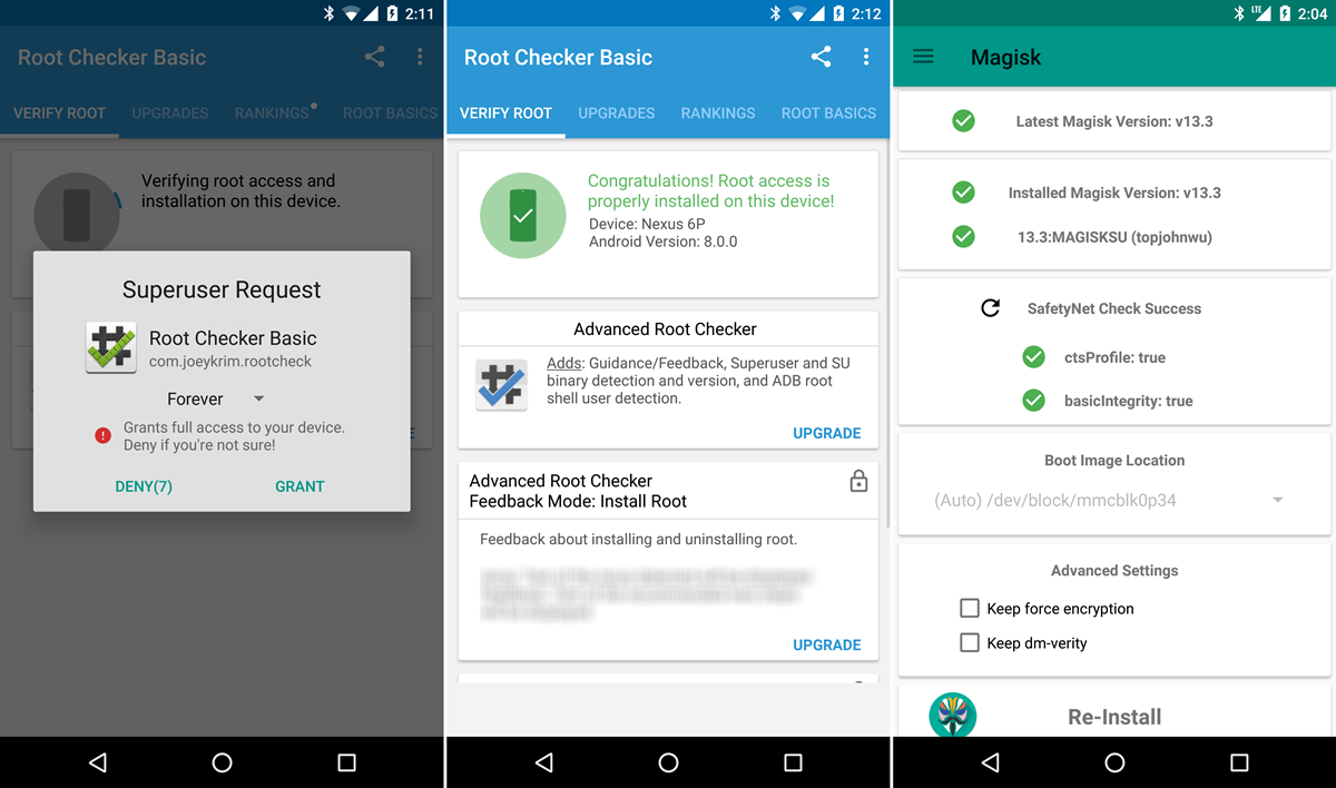 Root No Moto G4 e G4 Plus Com Magisk