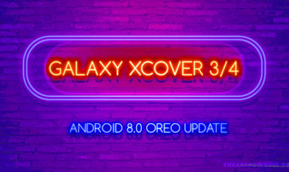 Galaxy Xcover 3 and Xcover 4 Oreo update: June patch rolling out to Xcover 4